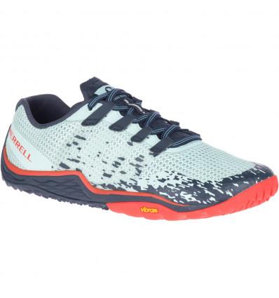 Chaussures de course Merrell Trail Glove 5 (Aqua) Femme