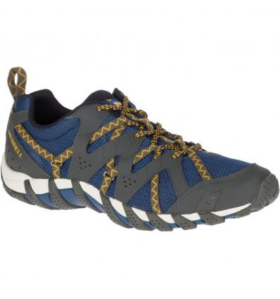 Chaussures de randonnée Merrell Waterpro Maipo 2 (Blue Wing) Homme