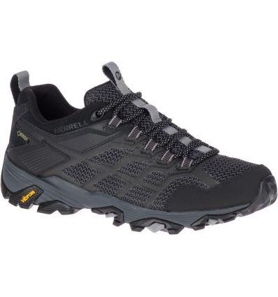 Chaussures de randonnée Merrell Moab Fst 2 Gtx (Noir) Femme