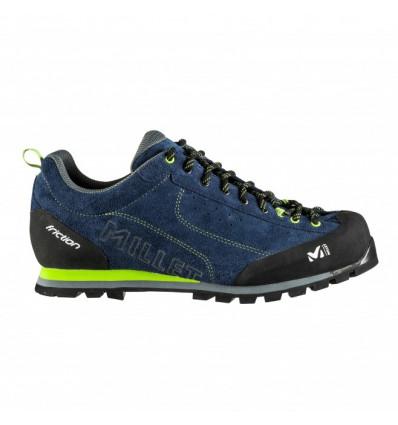 Chaussures Tige Basse Millet Friction (Bleu marine) Homme