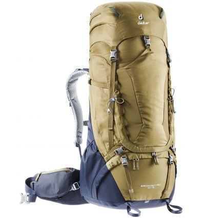 Backpack Deuter Aircontact Pro 60+15 (clay navy)