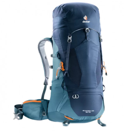 Backpack Deuter Aircontact Lite 50 + 10 (navy artic)