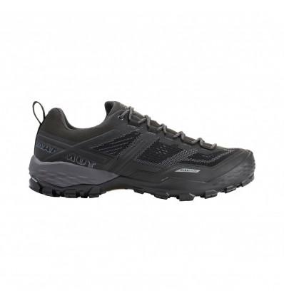 chaussure de randonnée Ducan Low GTX® Mammut (noir Dark Titanium) Homme