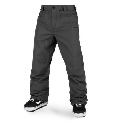 Men's Volcom Freakin Snow Chino (Dark Grey) Ski Pants