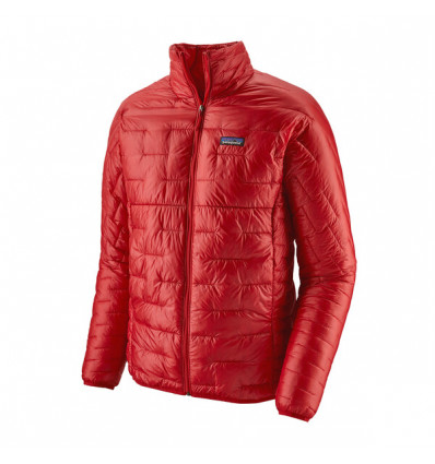 Doudoune Patagonia Micro Puff (Fire) homme