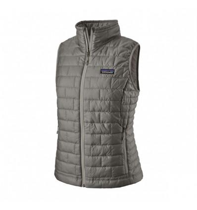 Doudoune sans manches Patagonia Nano Puff Vest (Feather grey) femme