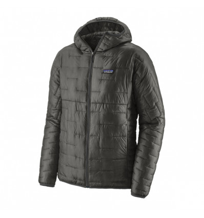 Doudoune Patagonia Micro Puff Hoody (Forge Grey) homme