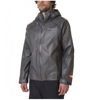 Veste Columbia OutDry Ex Reign (Charcoal Heather) Homme