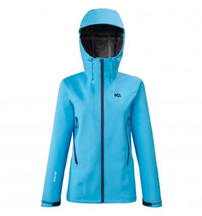 Veste de protection Millet Kamet Gtx (Light Blue) femme