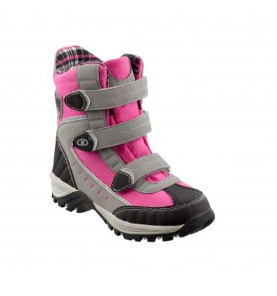 Chaussure hiver junior Moreno Kimberfeel rose