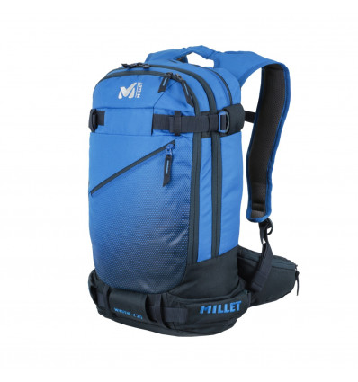 Sac à dos freeride Millet MYSTIC 20 (Abyss/Orion blue)