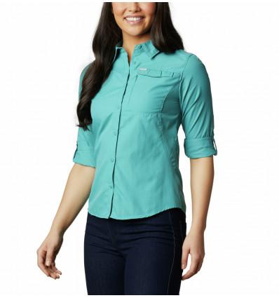 Mujer Columbia Silver Ridge Camiseta