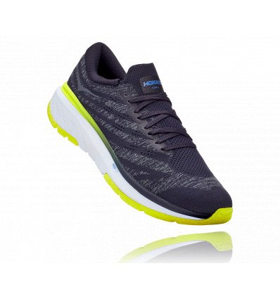 Chaussure de running Cavu 3 Hoka One One (DEEP WELL/WHITE) Homme