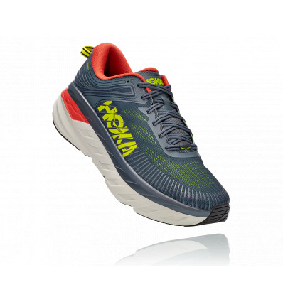 Running shoe Hoka One One Bondi 7 (Turbulence / Chile) Man