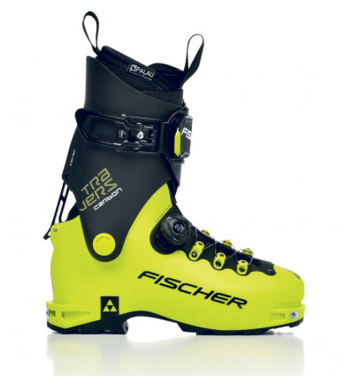 Chaussures Fischer Travers Carbon (jaune/noir)
