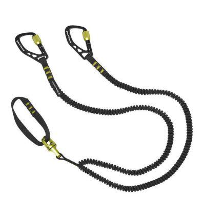 Sangles élatiques porte piolet Black Diamond Spinner Leash Black Diamond (noir)