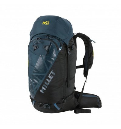 MILLET Neo 40 Ars airbag backpack (ORION BLUE/WILD LIME)