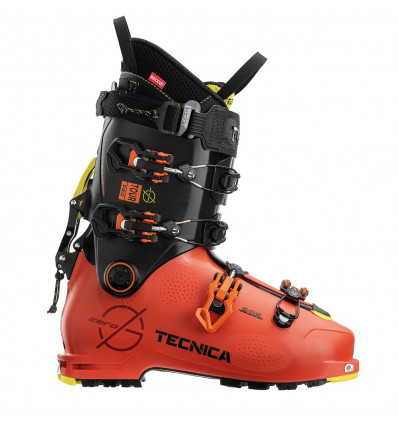 Ski touring shoes Tecnica Zero G Tour Pro (Orange/black) man