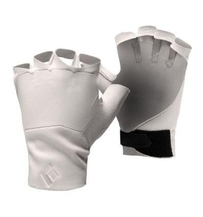 Gants d'escalade BLACK DIAMOND Crack Gloves (Blanc)