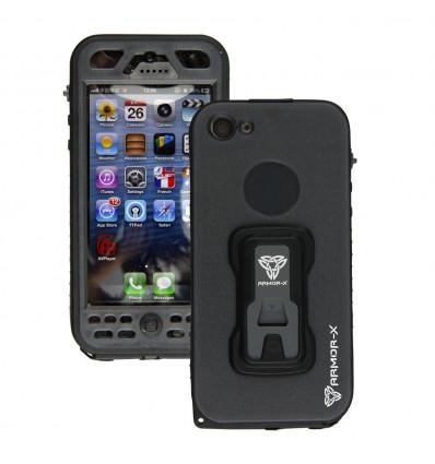 Coque protection Ipx8 360 Etanche Iphone 5 5s Avec Systeme Xmount Armorx