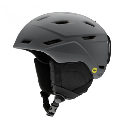 Casque ski Smith MISSION MIPS (matte charcoal)