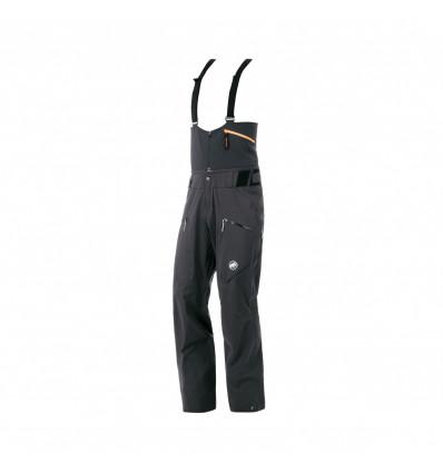 Pantalon hardshell MAMMUT Haldigrat HS Pants (Noir) Homme