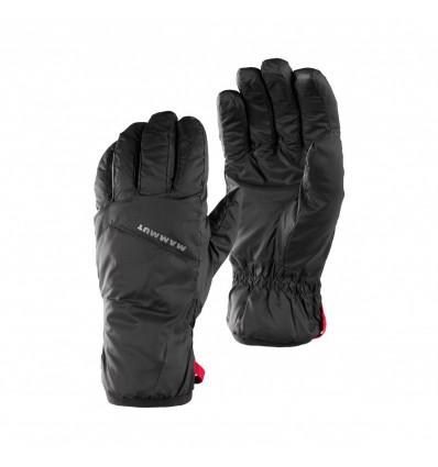 Gants avec doublure micropolaire MAMMUT Thermo Glove (Noir)