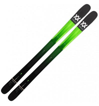 Pack skis Volkl Kanjo 84 + fixation