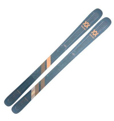 Pack skis Volkl Secret 92 + fixation - Femme