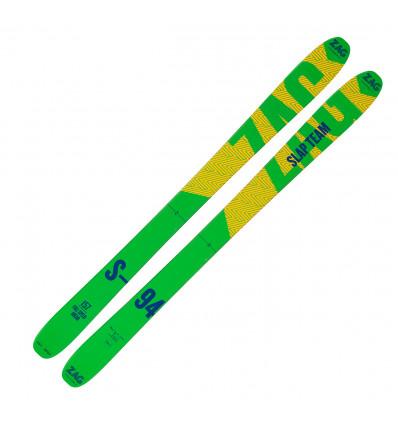 Pack skis Zag Slap Team Zag + fixation - Enfant