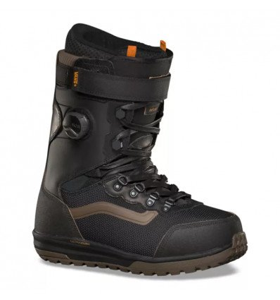 Snowboard boots Vans Infuse (Black/canteen) man