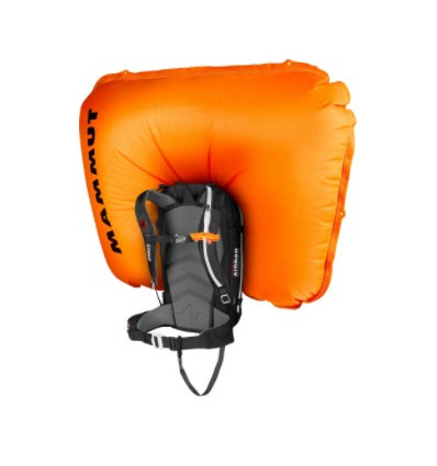 Sac avalanche MAMMUT Ride Removable Airbag 3.0 (Noir)