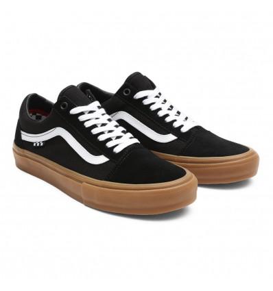 Chaussures Vans MN Skate Old Skool (Black/Gum) homme