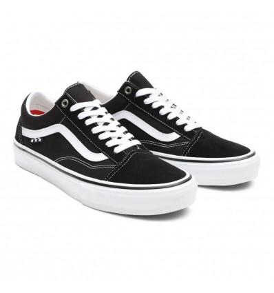 Chaussures Vans MN Skate Old Skool (Black/White)