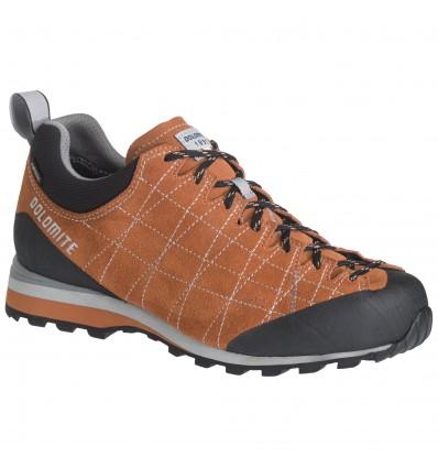 Chaussure marche active Dolomite Diagonal Gore Tex (Burnt Orange) Homme