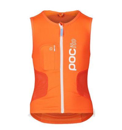 Protection Poc Pocito Vpd Air Vest (Fluorescent Orange) - enfants