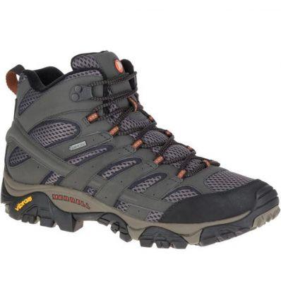 Chaussures de randonnée Merrell Moab 2 Mid Gtx (Beluga) homme