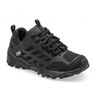 Chaussures de randonnée Merrell M-moab Fst M Waterproof (Black) enfant
