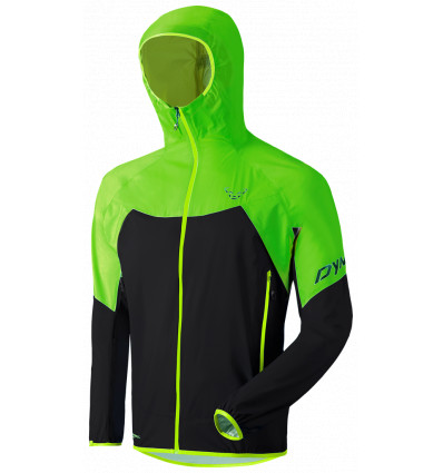 Dynafit Transalper Light 3L Jacket (Lambo Green) Man