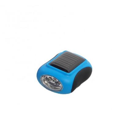 Lampe Frendo Dynamo Xs Solaire 2 (Bleu)