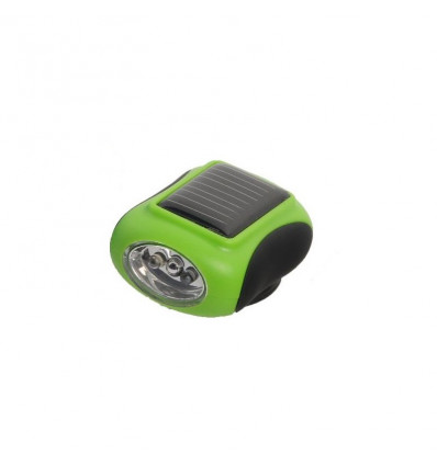 Lampe Frendo Dynamo Xs Solaire 2 (vert)