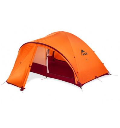 Tente de haute montagne MSR Remote 2 (Orange)