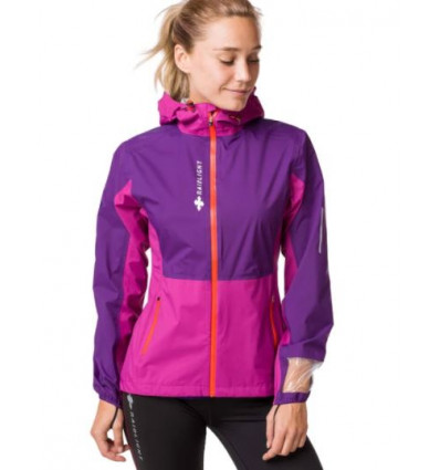 Veste trail Raidlight Responsiv Mp+ (violet/rose) femme