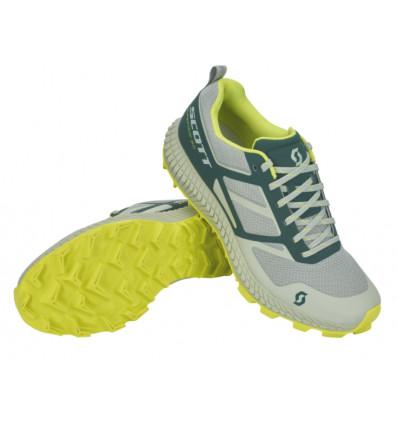Chaussures de trail Scott Supertrac 2.0 (Pistachio Green/Smoke Green)
