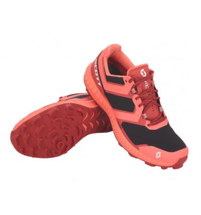 Chaussures de trail Scott Supertrac RC2 (Black/Brick Red) Femme