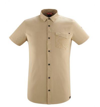 Chemise Lafuma Access Graphic Shirt M (Beige) Homme