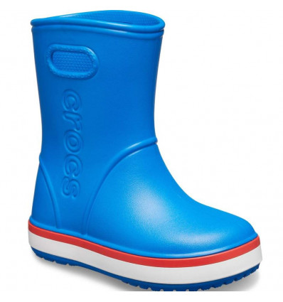 Bottes Crocs Crocband™ Rain Boot (bright cobalt) enfants