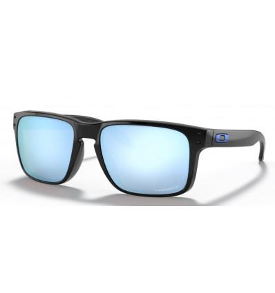 Lunettes soleil Oakley HOLBROOK™ (Polished black - Prizm deep h2o polarized)
