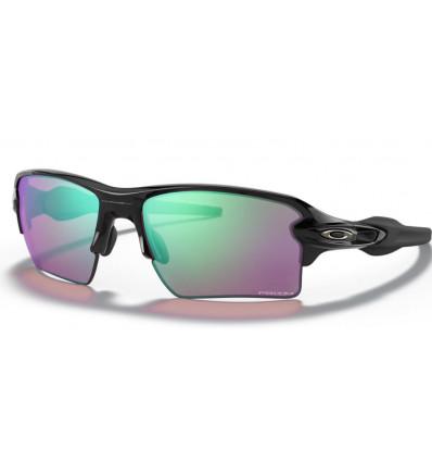 Lunettes soleil Oakley FLAK™ 2.0 XL (Polished black - Prizm golf)