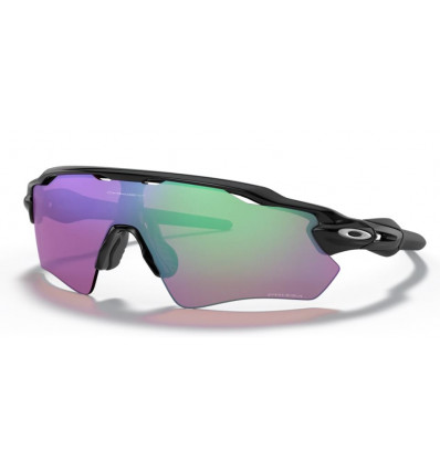 Lunettes soleil Oakley RADAR® EV PATH™ PRIZM™ (Polished black - Prizm golf)